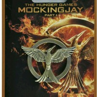 Jual NECA Pin Mockingjay Hunger Games Import Replica High Quality Murah