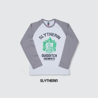 KAOS HARRY POTTER SLYTHERIN QUIDDITCH JERSEY