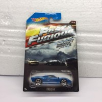 HOTWHEELS FAST AND FURIOUS FORD GT