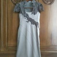 Jual Karen Millen Lace Embroidery Dress Murah