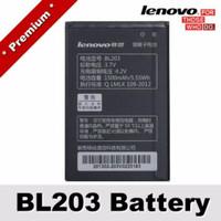 Batre Batrei Baterai Battery Lenovo A369I//BL203 Original Batere