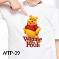 Kaos Anak / Baju Anak Winnie The Pooh - WTP 09