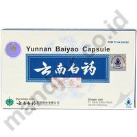 Yunnan Baiyao - menghentikan pendarahan, radang lambung, wasir, memar