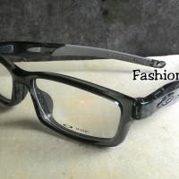 Frame Oakley Crosslink Grey Smoke transparant w/ Grey Rubber