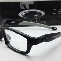 Frame Oakley Crosslink Black w/ Grey Rubber