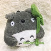 Jual Boneka Totoro Leaf 23cm Murah
