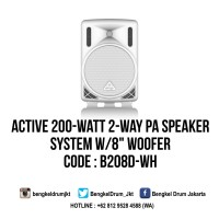 Behringer Portable Speakers EUROLIVE B208D-WH (Pair)