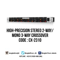 Behringer Crossovers SUPER-X PRO CX2310