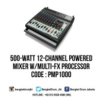 Behringer Powered Mixers EUROPOWER PMP1000