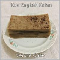 Jual Kue Engkak Ketan Palembang 1/2 Loyang Murah