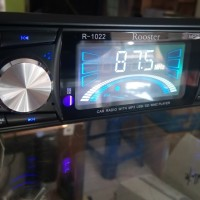 Tape Mobil ROOSTER (mp3,radio,usb) R1022