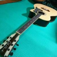 Jual Gitar Akustik Elektrik Cole Clark Natural Murah Murah