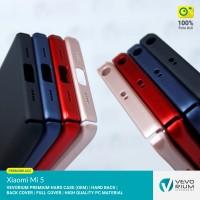 harga Xiaomi Mi 5 Mi5 Premium Hard Case Hardcase Back Cover Tokopedia.com