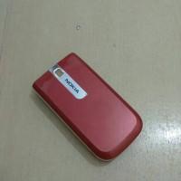 HP Nokia CDMA Flip 2505 Merah Normal Batangan