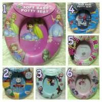 Jual Soft Baby Potty Seat / wc duduk bayi Murah