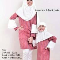 Jual Baju Muslim Couple Ibu & Anak Murah
