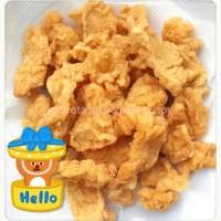 Jual Pempek Crispy asli Palembang - Enak & Renyah!! Murah