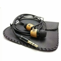 Jual Earphone/Earset/Headset Stereo JBL Wood M330 With Microphone SmartBass Murah