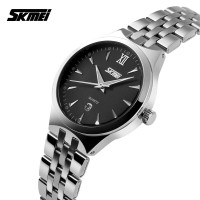 Wholesale Brand Name Watches For Couple Business Water Resist