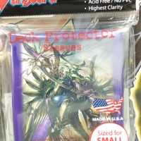 Card Sleeve Ultra Pro - Cardfight!! Vanguard Spectral Duke Dragon