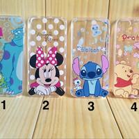 soft case ultra thin casing iphone 5 5s SE 6 6s 7 plus disney cute