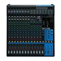Audio Mixer YAMAHA MG 16 XU / MG16 XU /MG 16XU /MG16XU