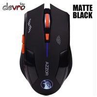harga Azzor Mouse Gaming Wireless Rechargeable Usb 2400 Dpi 2.4g Tokopedia.com