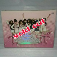Jual ALBUM DVD KPOP SNSD - INTO THE NEW WORLD 2011 Murah