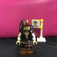 Lego Original Minifigure Jack Sparrow Pirates