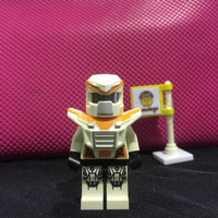 Lego Original Minifigure Mech Warrior Battle Space Galaxy Series 9