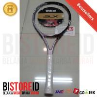 Raket Tenis Senar Wilson Blx Free Tas + Grip