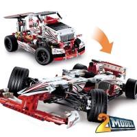 Lego Decool Mobil Balap Formula One F1 Truk Truck 3366