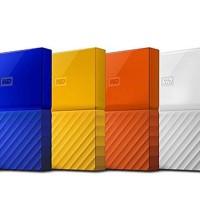 WD My Passport External HDD Portable 2TB - Eksternal Hard Disk