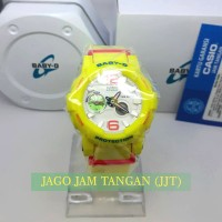 Casio Baby G-Shock BGA-180-9BDR Yellow Orange Original