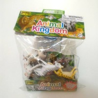 Mainan Figure Binatang / Hewan - Animal Kingdom