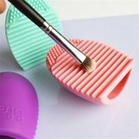 Brushesegg Pembersih Brush Makeup
