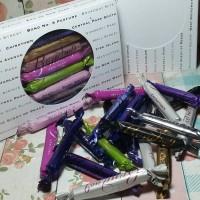 bond no.9 parfum vial set 9pc