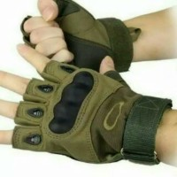 Sarung tangan oklye hijau