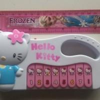 Mainan Piano Mini Motif Hello Kitty/Organ Mini HK