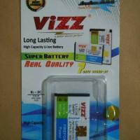 Battery Vizz Nokia BL5C Baterai Batere Batre N70 E50 E60 N71 N72 NGage