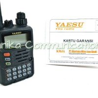 Yaesu VX-6R Handie Talkie Dualband Baru Garansi 1 Tahun VX6 VX-6 VX6R