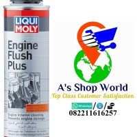 Liqui Moly Engine Flush Plus made in Germany [BARU & MURAH]