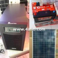 Paket 3000 Watt Solar Cell Paling Murah se Indonesia
