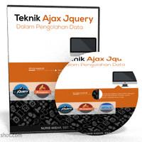 DVD Tutorial Membuat Aplikasi Inventory Dengan Codeigniter Ajax