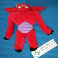 Jual Boneka Big Hiro Baymax Merah / Kado / Hadiah / Souvenir Murah