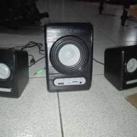 Jual Speaker Sonic Gear Quatro V Black second Murah