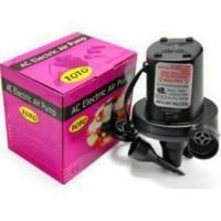 Jual Pompa Angin Elektrik, AC Electric Air Pump, Pompa Bantal, Kasur Mobil Murah