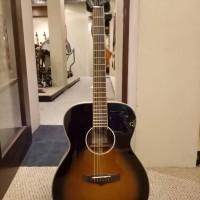 Jual gitar akustik elektrik Tanglewood TFEA VS Murah