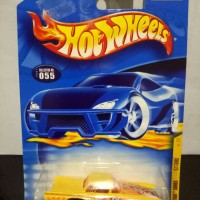 "hot wheels ""turbo taxi series"" 57 T bird"