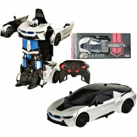 Jual remot kontrol transformer - mobil berubah robot transformer - autobot Murah